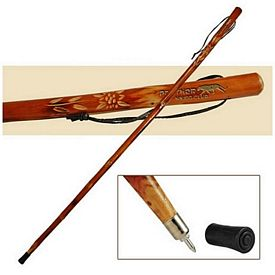 Promotional 50 Wooden Hiking Stick