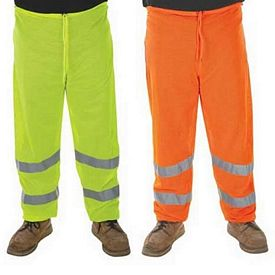 Promotional High Visibility Safety Mesh Pants