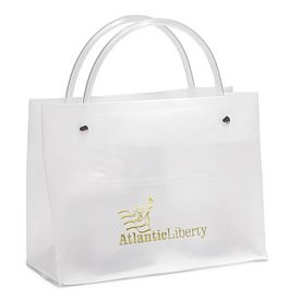 Promotional ITO 8x6x3 Euro Plastic Shopper Tote Bag