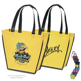 Customized Carnival NonWoven Tote Bag