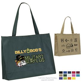 Customized George 20x16x6 NonWoven Tote Bag