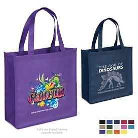 Promotional Abe 13x13x5 NonWoven Tote Bag