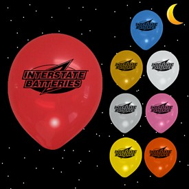 Promotional 11 Inch Lighted Balloons