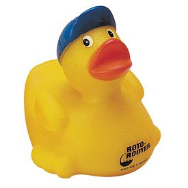Promotional Rascal Rubber Duck