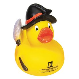 Customized Witch Rubber Duck