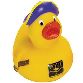 Promotional Seaman Rubber Duck