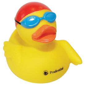 Customized Aquatic Rubber Duck