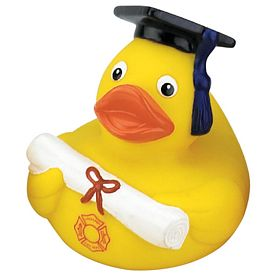 Promotional Diploma Graduating Rubber Duck
