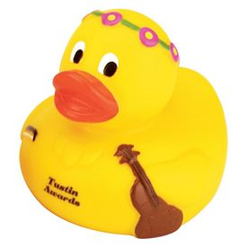 Promotional Classic Musician Rubber Duck