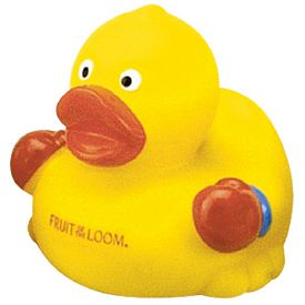 Customized Boxer Rubber Duck