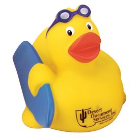 Customized Beachboy Rubber Duck