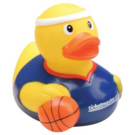 Promotional Hoop Rubber Duck