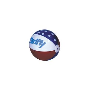 Custom 9 Patriotic Inflatable Beachball