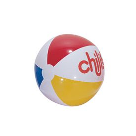 Promotional 16 Inflatable Multi-Color Beachball