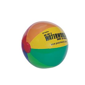 Promotional 16 Rainbow Color Beachball