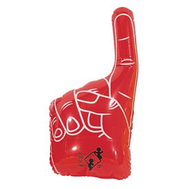 Promotional Inflatable Number 1 Hand