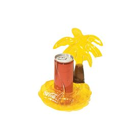 Promotional Small Palm Tree Island Drink Holder