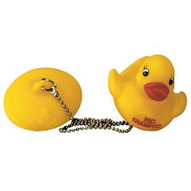 Promotional Water Stopper Floating Ducky Rubber Duck