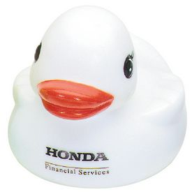 Customized White Popular Rubber Duck
