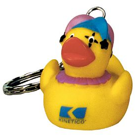 Promotional Joker Ducky Key Ring