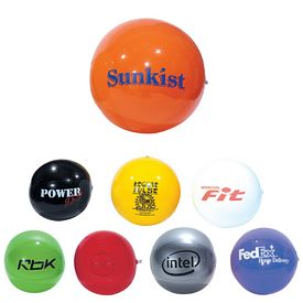 Promotional 9 Solid Color Beachball