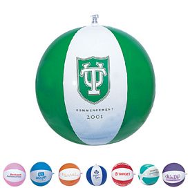 Promotional 16 Two Color Beachball