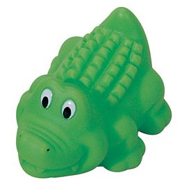 Custom Hungry Alligator Rubber Toy