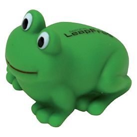 Promotional Jumping Frog Rubber Toy
