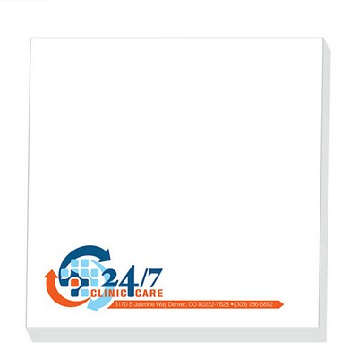 Promotional Bic 4X4 Adhesive Sticky Notes 50 Sheets