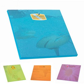Customized Bic 3X3 Adhesive Color Paper Sticky Notes 25 Sheets