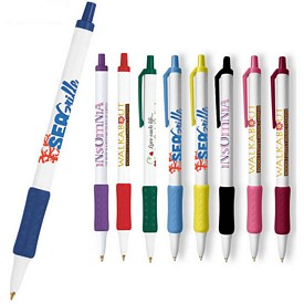 Promotional Bic Clic Stic Grip Pen