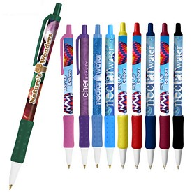 Promotional Bic Digital Clic Stic Color Grip Pen
