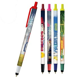 Custom Bic Digital Clic Stic Stylus Pen