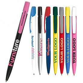 Customized Bic Media Clic Pen
