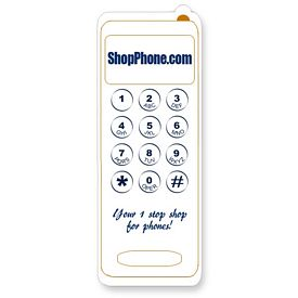 Customized Bic Cell Phone Magnet