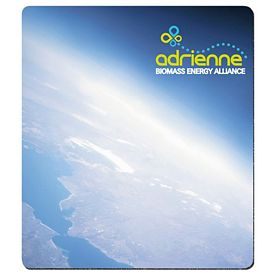 Customized Bic 75X85 Firm Surface Mouse Pad