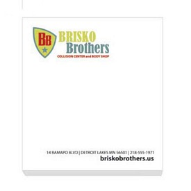 Custom Bic 275X3 Adhesive Sticky Notes 50 Sheets