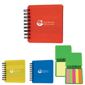 Customized Bic Sticky Note Memo Flag Notebook