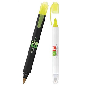 Customized Bic Two-Sider Highlighter Pen