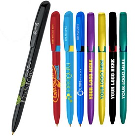 Promotional Bic Pivo Twist Action Pen