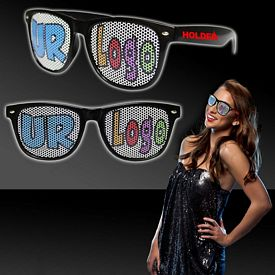 Promotional Custom Bilboard Sunglasses
