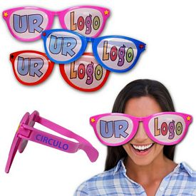 Promotional Custom Jumbo Billboard Sunglasses