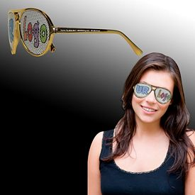 Promotional Aviator Billboard Sunglasses