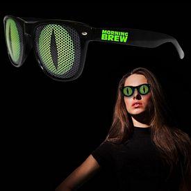 Promotional Cat Eye Billboard Sunglasses