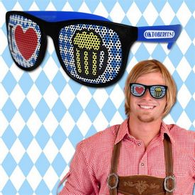 Promotional Oktoberfest Billboard Sunglasses