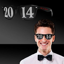 Promotional 2014 Black Billboard Sunglasses