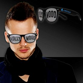 Promotional Hollywood Billboard Sunglasses