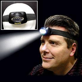 Promotional Head Light Elastic Headband