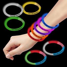 Promotional Superior 8'' Glow Bracelet