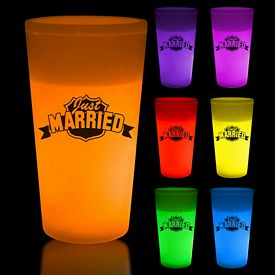 Promotional 12 oz Glow Mixing Cup